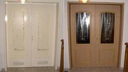 простые пустотелые двери