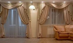 Как выбрать шторы длягостиной