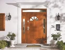 Главная входная дверь