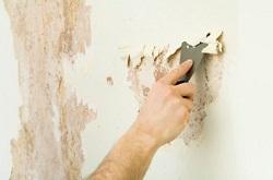 Подготовка поверхности стен под окраску