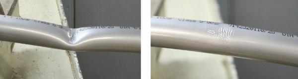 трубы из сшитого полиэтилена с диффузионным слоем