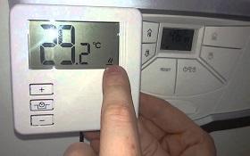 Подключение термостата к котлу