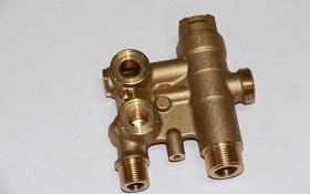 трехходовой кран газового котла