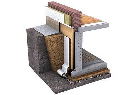 Теплоизоляционные материалы для фундамента