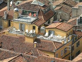 Плоская крыша