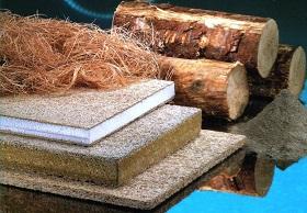 Органическое сырье для теплоизоляционных материалов