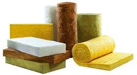 Неорганическое сырье для теплоизоляционных материалов