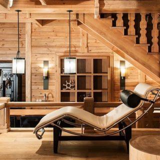 Организация интерьера в частном доме