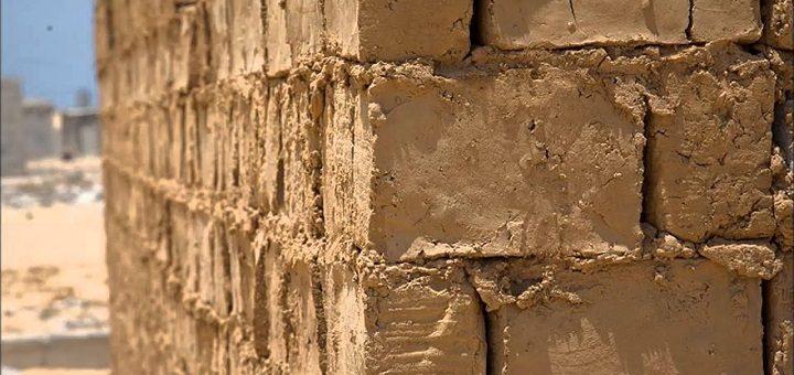 Стены из грунтовых материалов