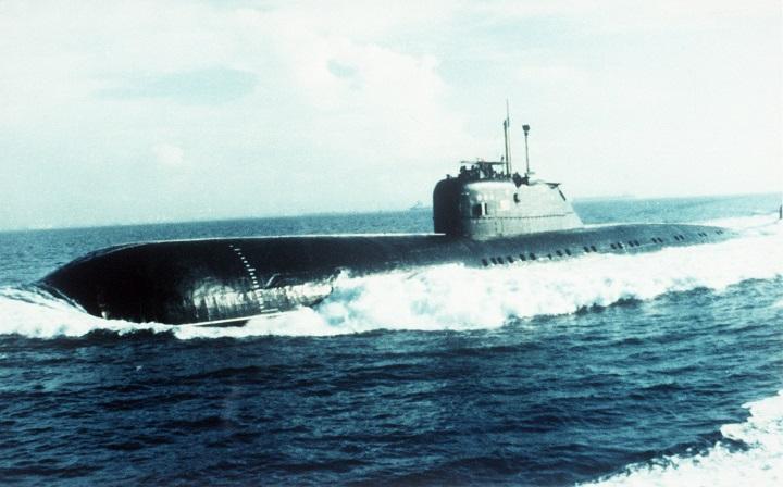 Был ли прототип у подводной лодки из фильма «72 метра»