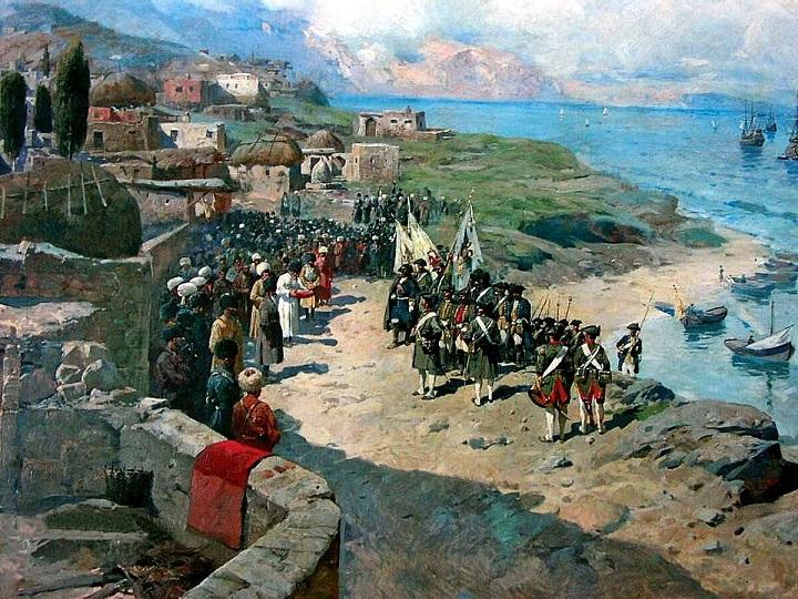 Почему Россия обменяла Каспий