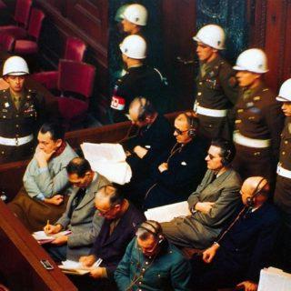 Неизвестный Нюрнбергский процесс