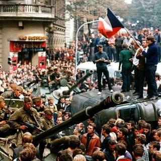 Как вводили войска в Чехословакию