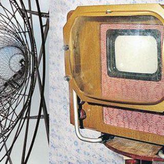 Первая телепередача была по радио