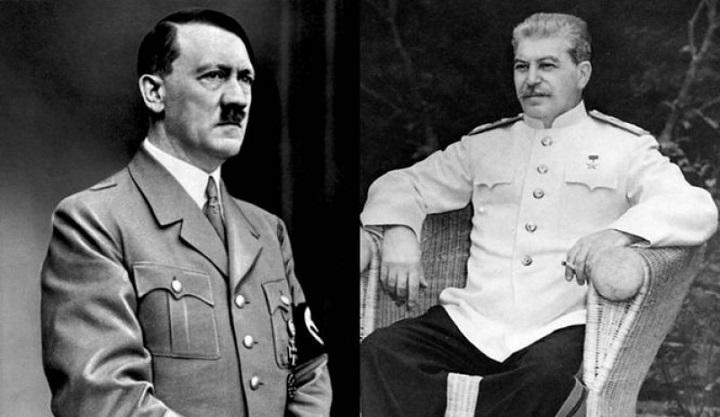 Переписка Сталина и Гитлера