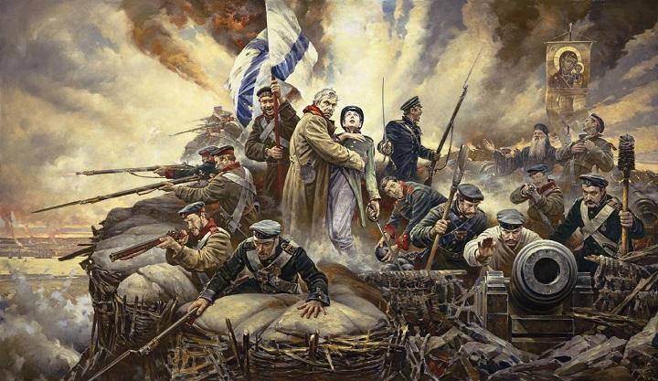 Россия вернула потери Крымской войны