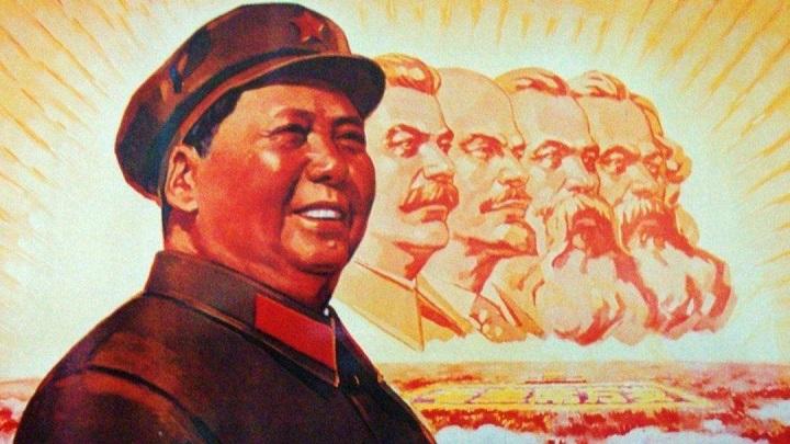 Мао Цзэдун использовал опыт Сталина