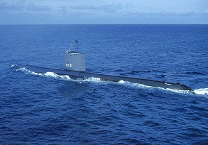 подводная лодка ВМС США «Суордфиш»