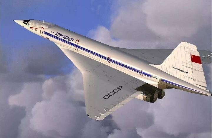 Почему ТУ-144 разбился на Парижском авиасалоне