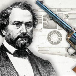 История появления первого револьвера