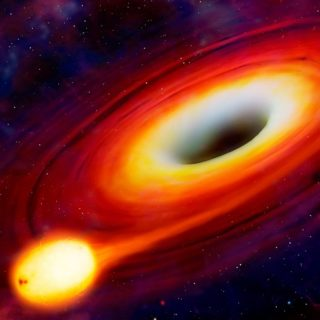 Откуда взялись черные дыры