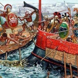 Как древние римляне победили пиратов