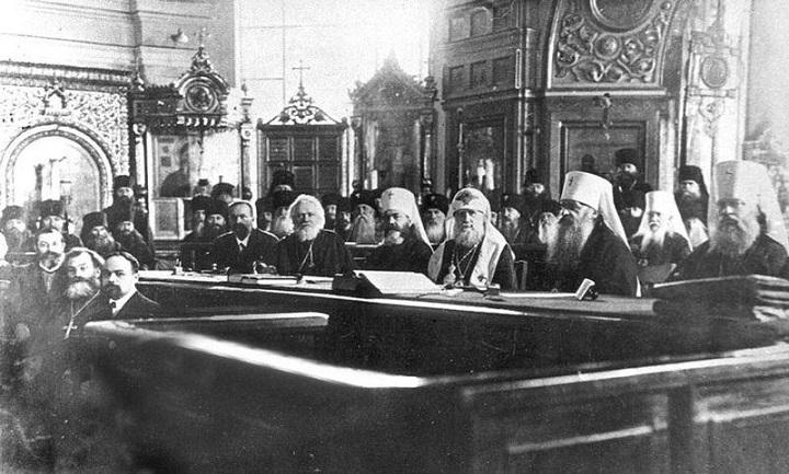 Как избирали первого «советского» Патриарха