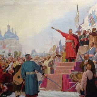 Как Украина воссоединялась с Россией