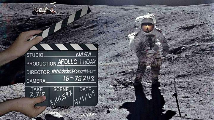 Почему многие не верят в полет американцев на Луну