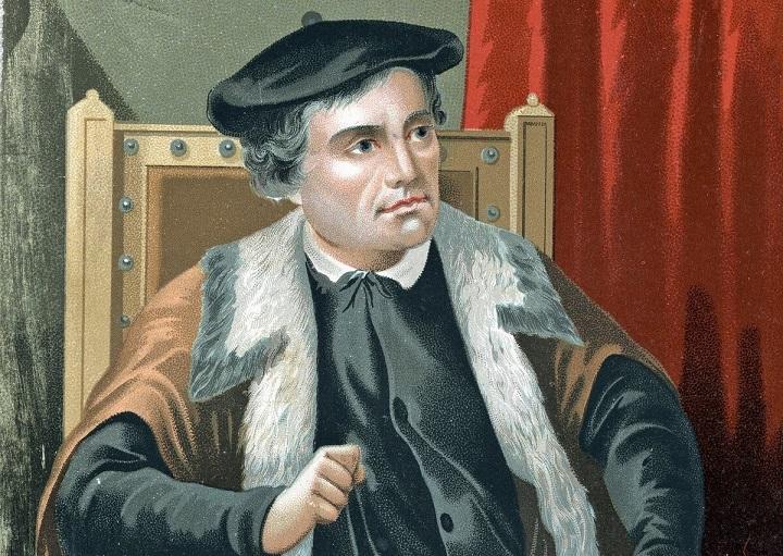 Почему Мартин Лютер поссорился с папой римским