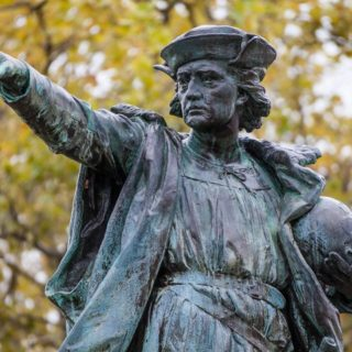 Является ли Колумб первооткрывателем Америки