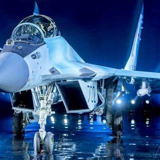 На что способен многоцелевой истребитель МИГ 35