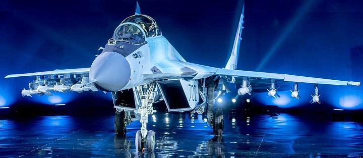 На что способен истребитель МИГ 35